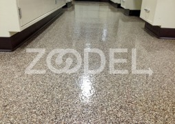 Hardening Epoxy Flooring - Negin tejarat Payam Co