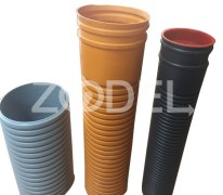 Double-wall Corrugated Pipes