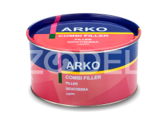"Quick Plaster ""Combi-Filler"" - With High Adhesion, Flexibility & Smooth Scraping - Arko Paint Company"