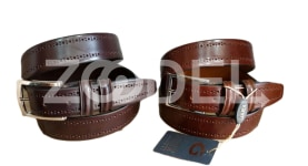 Genuine Cow Leather Belt For Men - Code : 41 - Gara Company