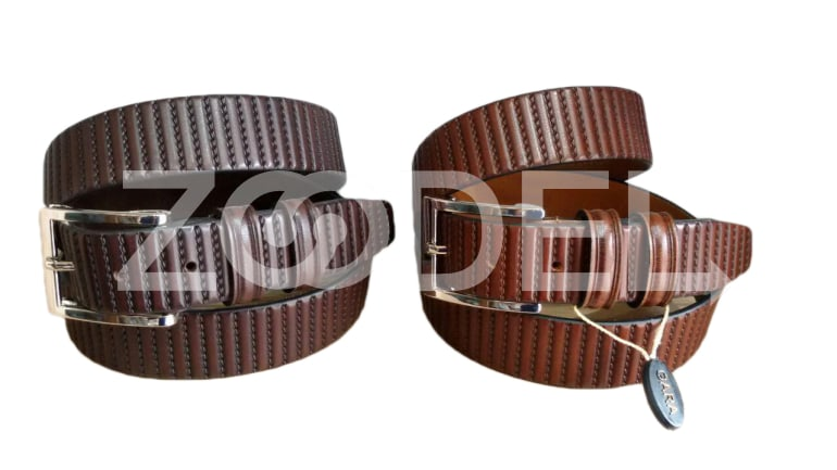 Genuine Cow Leather Belt For Men Code 43 Gara Company