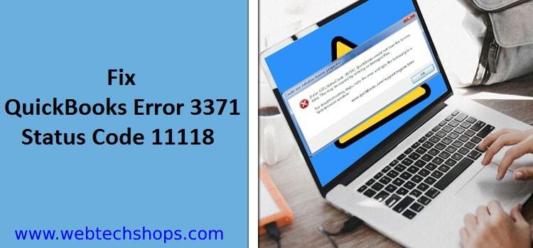Fix Error QuickBooks
