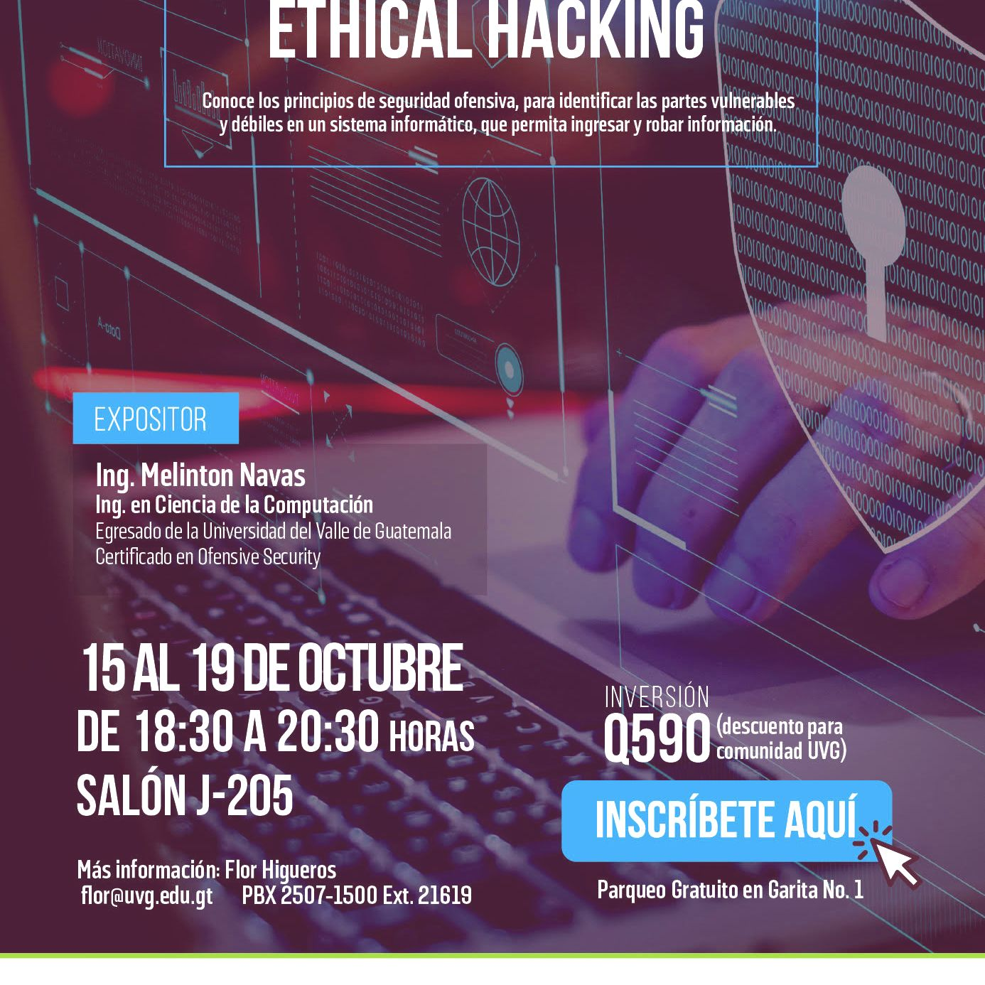 Introducción a ETHICAL HACKING