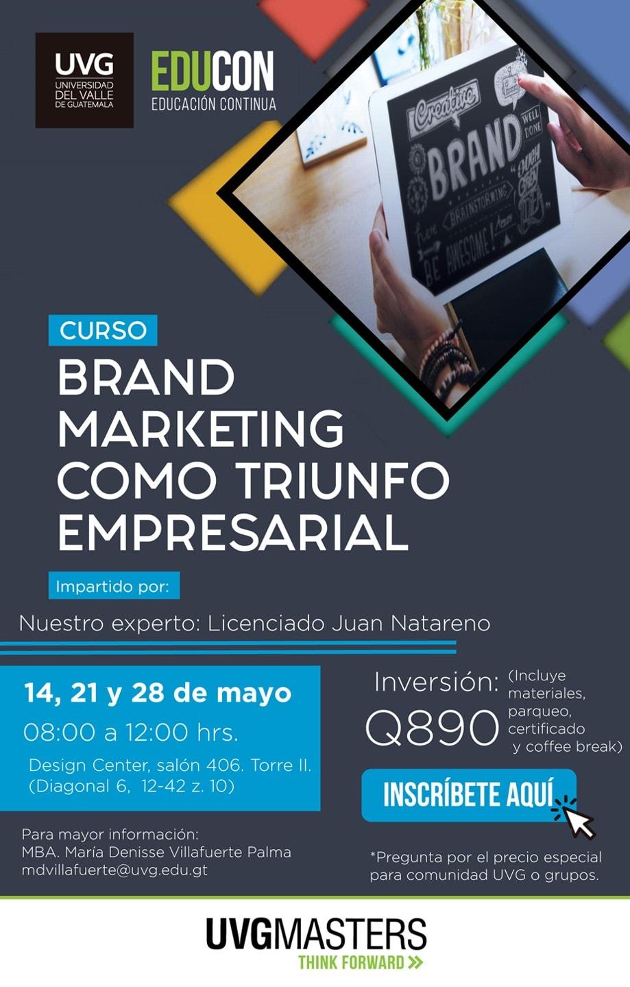 Brand Marketing como triunfo empresarial