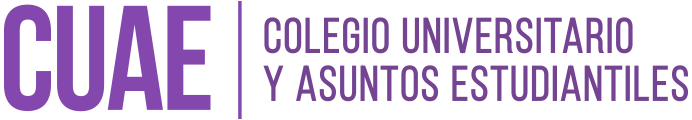 Departamento Colegio Universitario CUAE