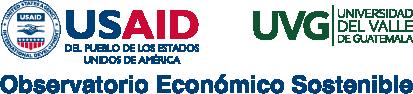 OES - Observatorio Económico Sostenible UVG