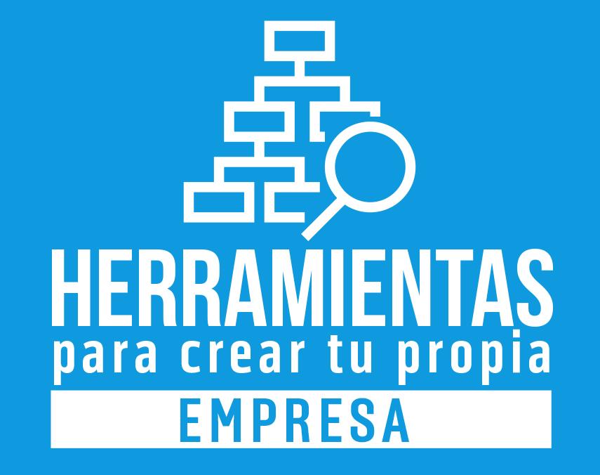 Banner sobre herramientas para crear tu propia empresa