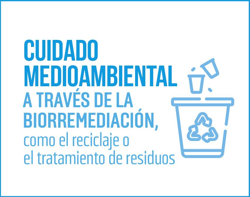 Banner sobre cuidado medioambiental