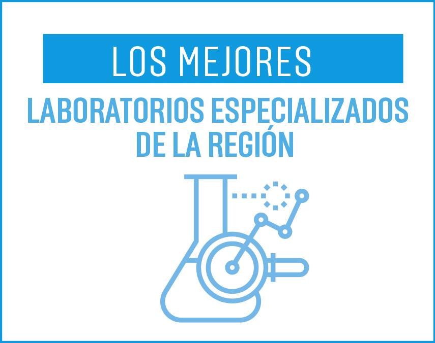 Banner sobre los mejores laboratorios