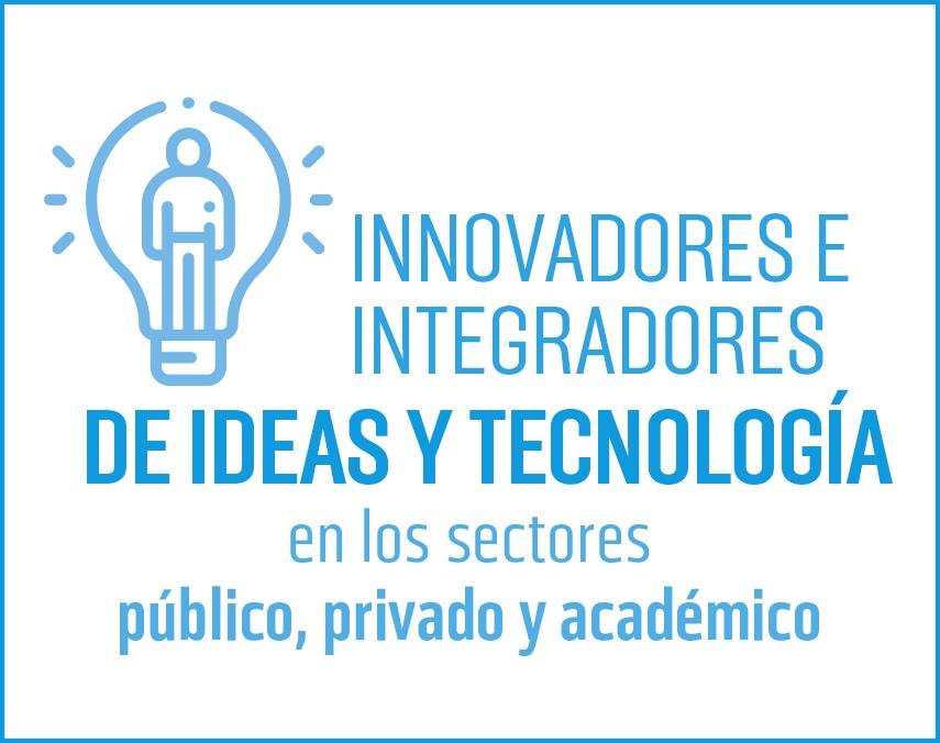 Banner sobre ideas y tecnología