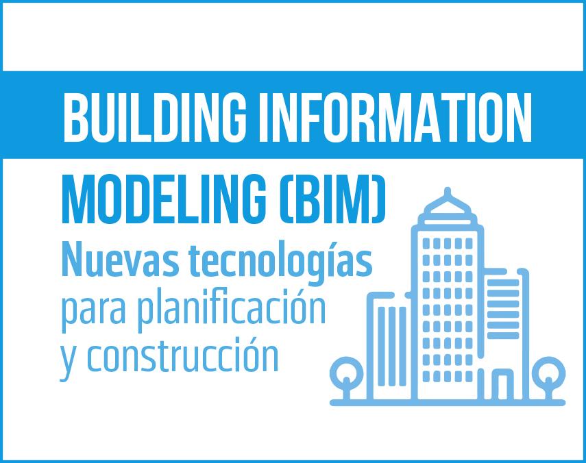 Banner sobre tecnologías para planificación y construcción