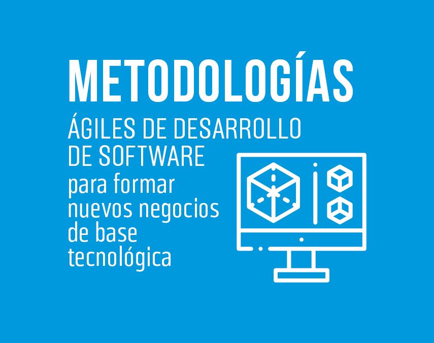 Banner sobre metodologías ágiles de desarrollo de software