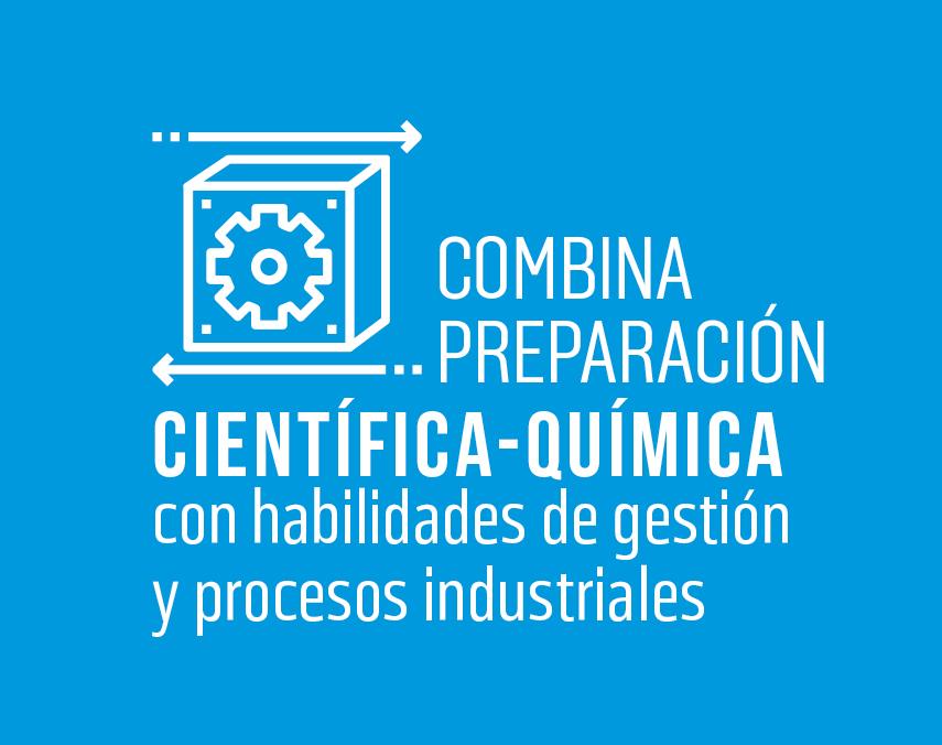 Banner sobre preparación científica-química