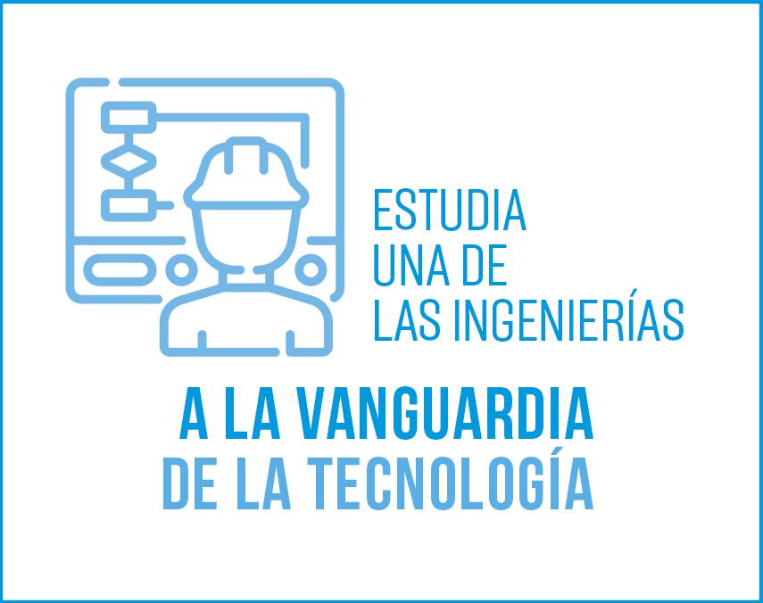 Banner sobre la vanguardia de la tecnología