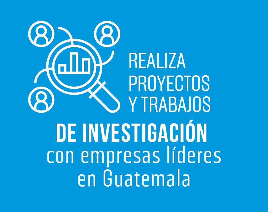Banner sobre proyectos y trabajos con empresas líderes de Guatemala