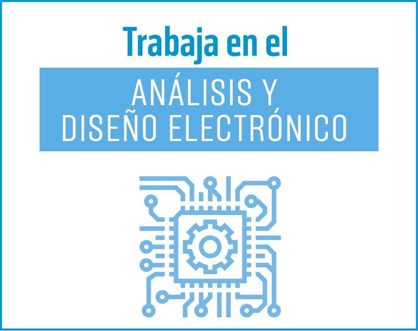 Banner sobre análisis y diseño electrónico