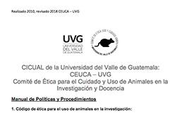 Vista previa Reglamento CEUCA UVG