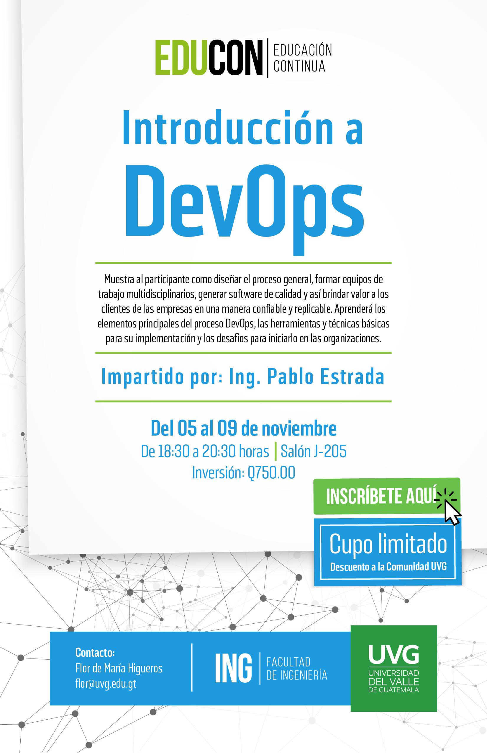 Introducción a DevOps