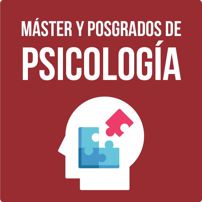 Master en Psicología