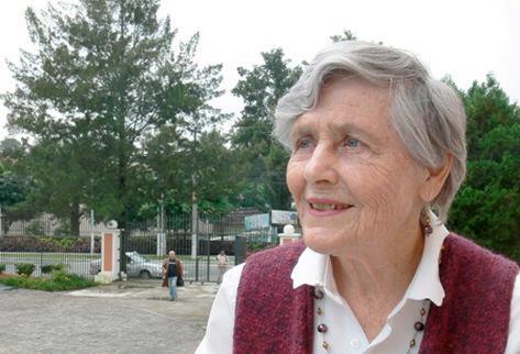 Marion Popenoe de Hatch - UVG
