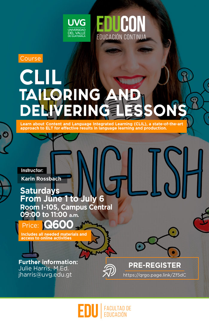 CLIL TAILORING