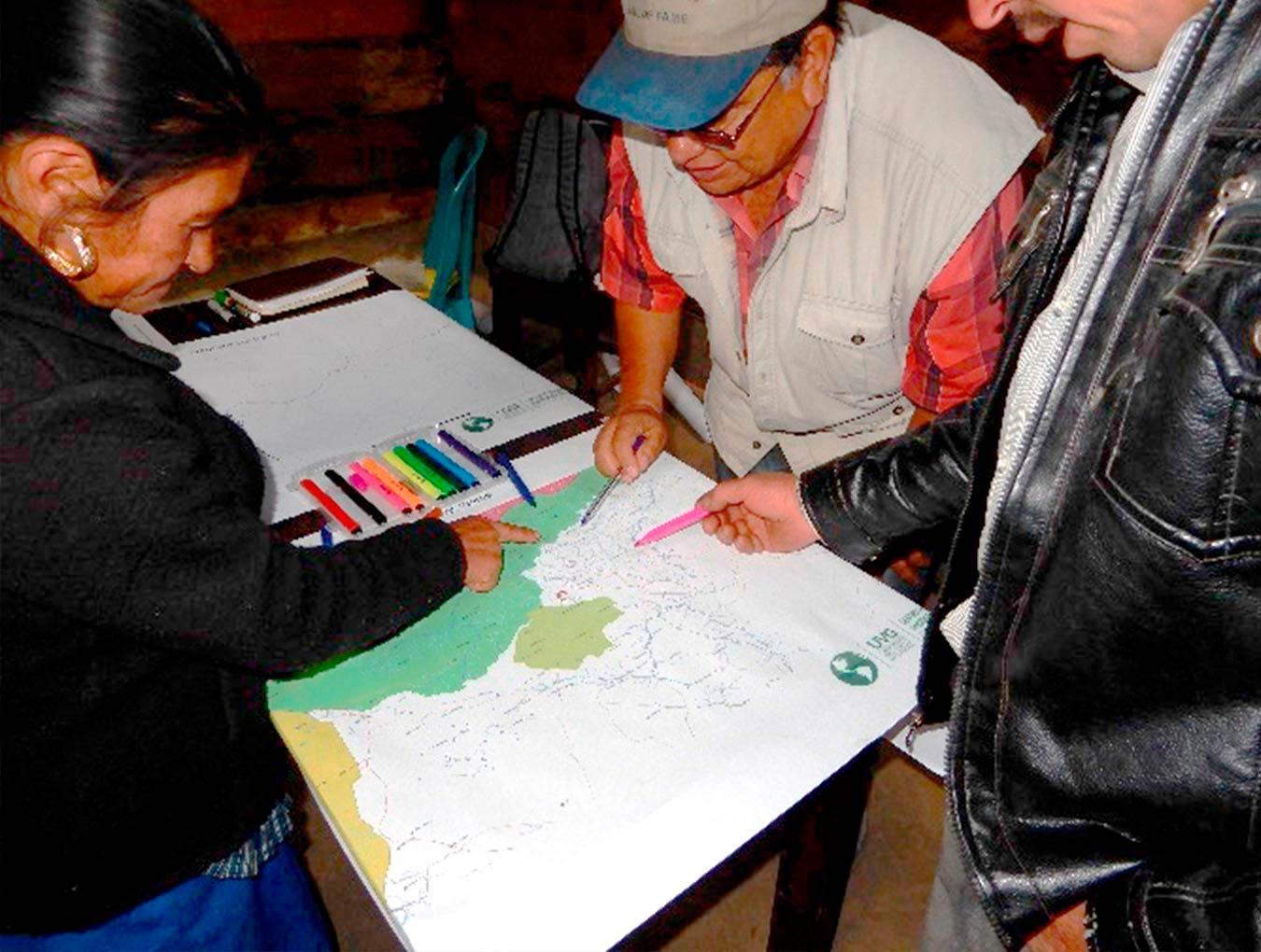 Manejo comunitario de recursos naturales