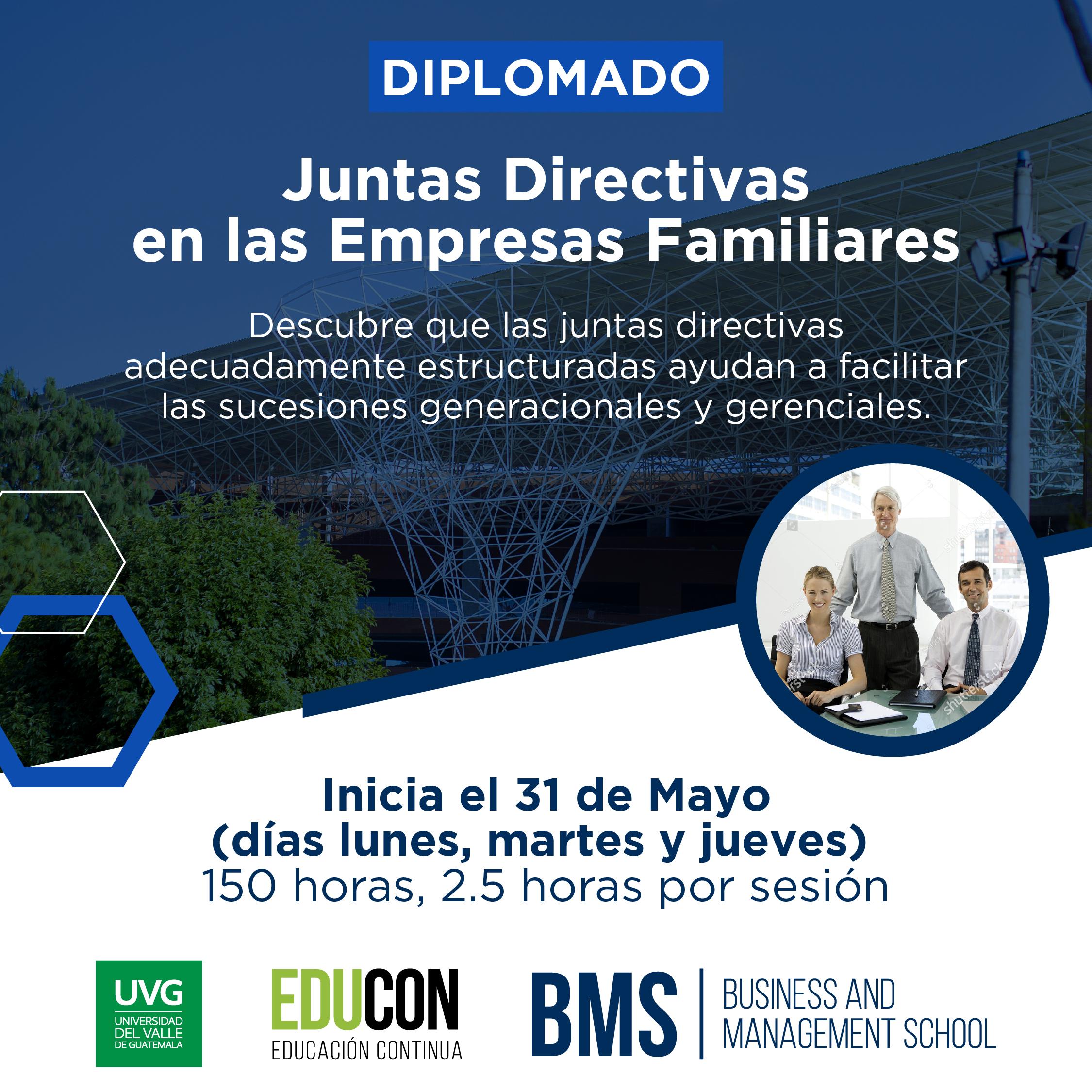 Diplomado - Juntas Directivas en las Empresas Familiares