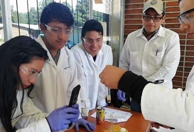 Estudiantes de Campus Central y Altiplano UVG intercambian experiencias