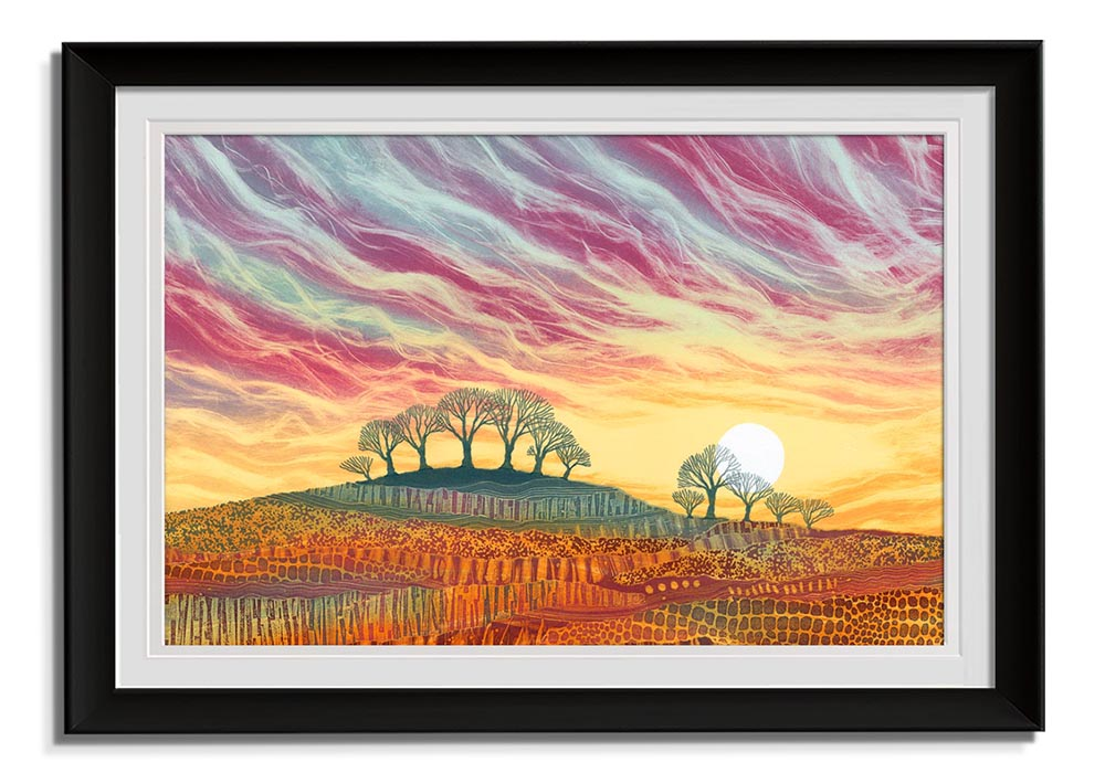 Daybreak by Rebecca Vincent