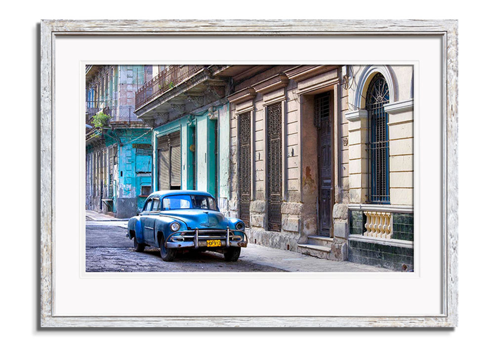 Classic Cuba V by Lee Frost