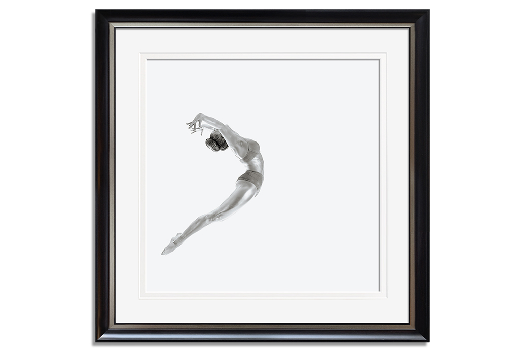 Gymnastics Series - Flight by Howard Ashton-Jones