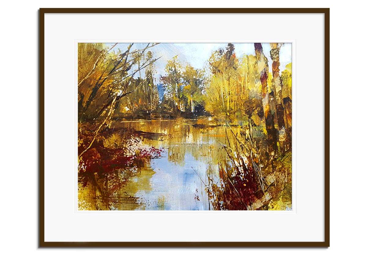 Yellow River by Chris Forsey