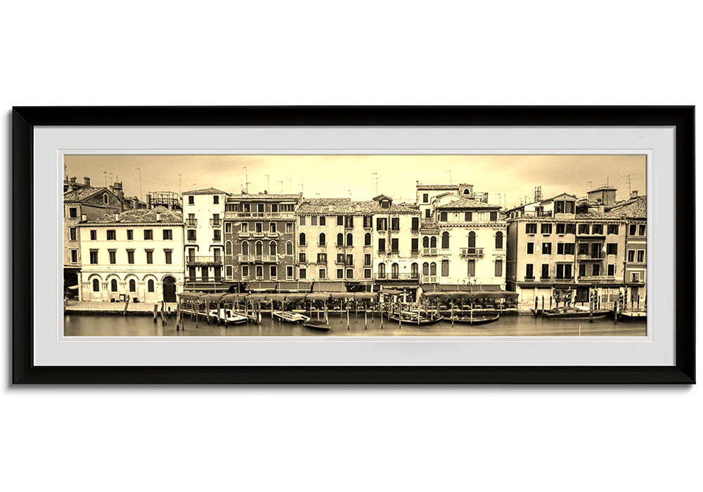 Panoramic Venice  by Assaf Frank