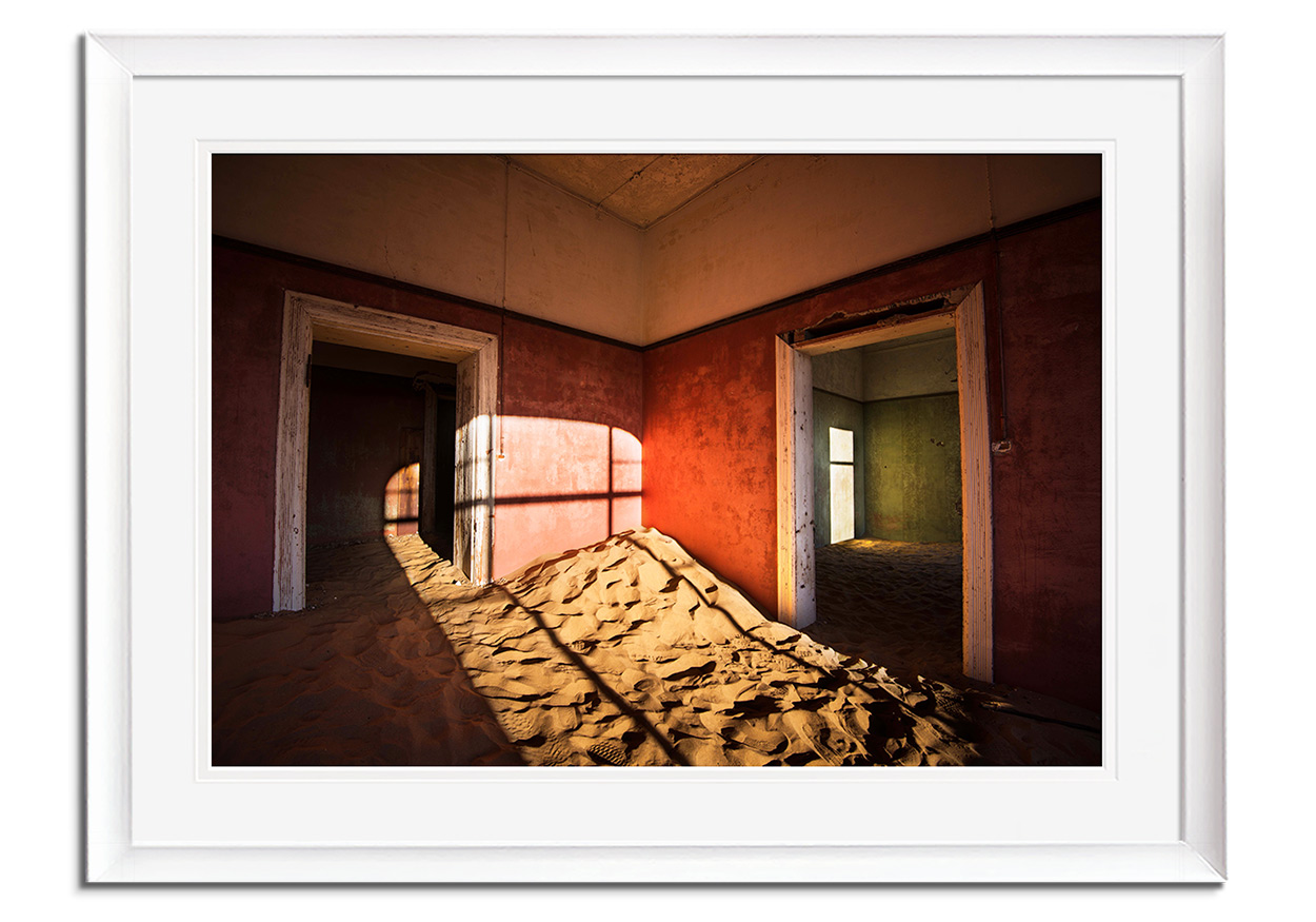 Kolmanskop by Giovanni Casini
