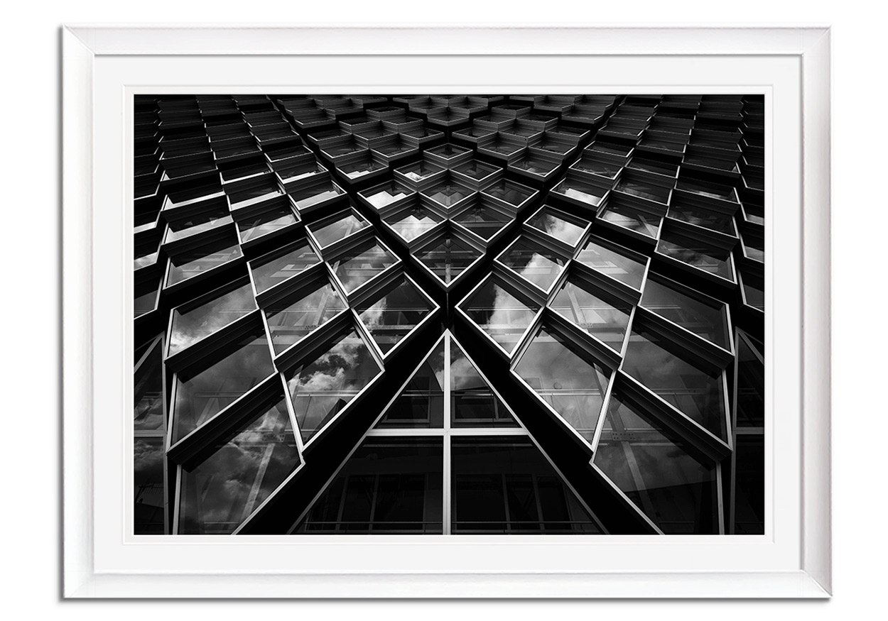Diamond Windows by Jeroen de Van