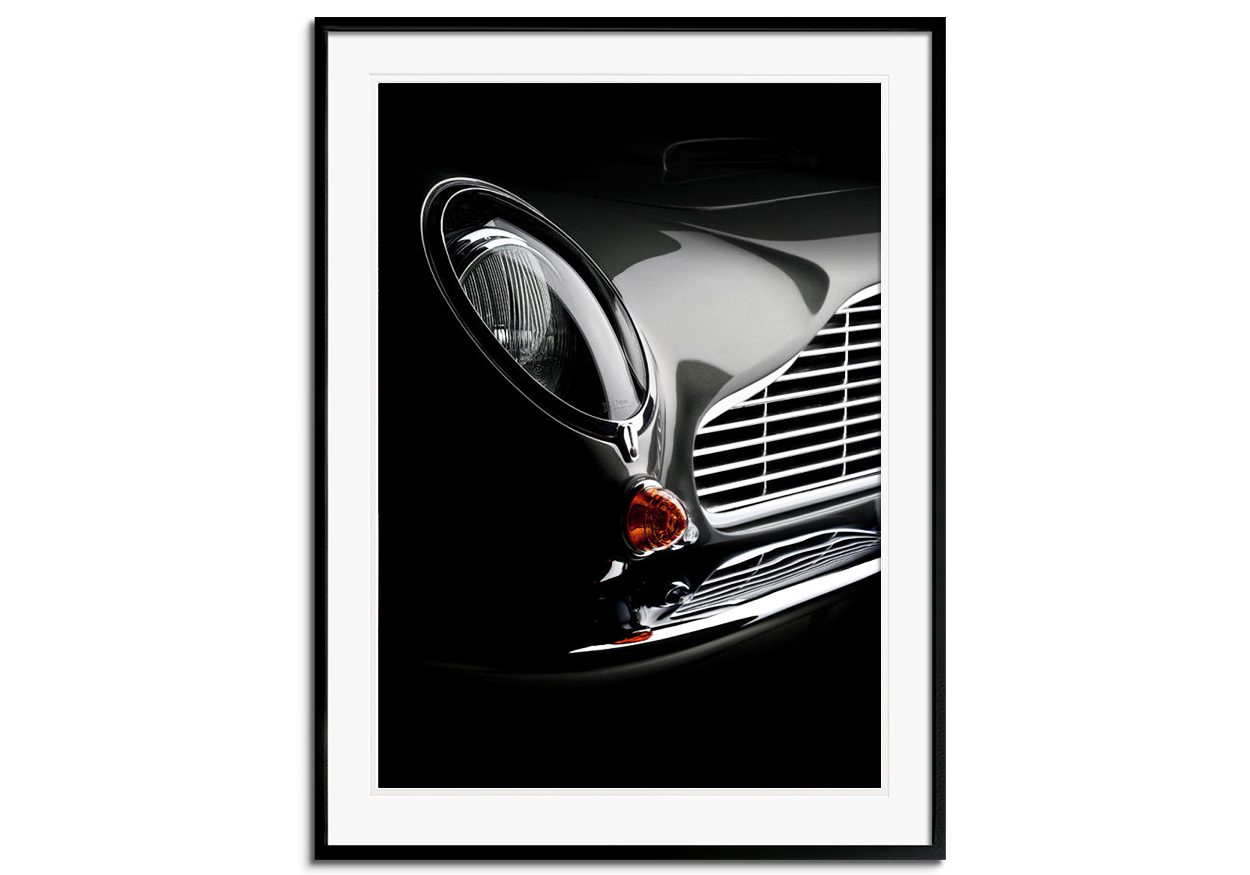 Aston Martin - DB5 Detail I by Tim Wallace