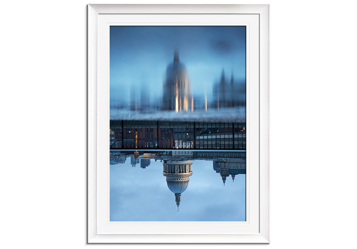 St. Pauls reflection by Alex Saberi