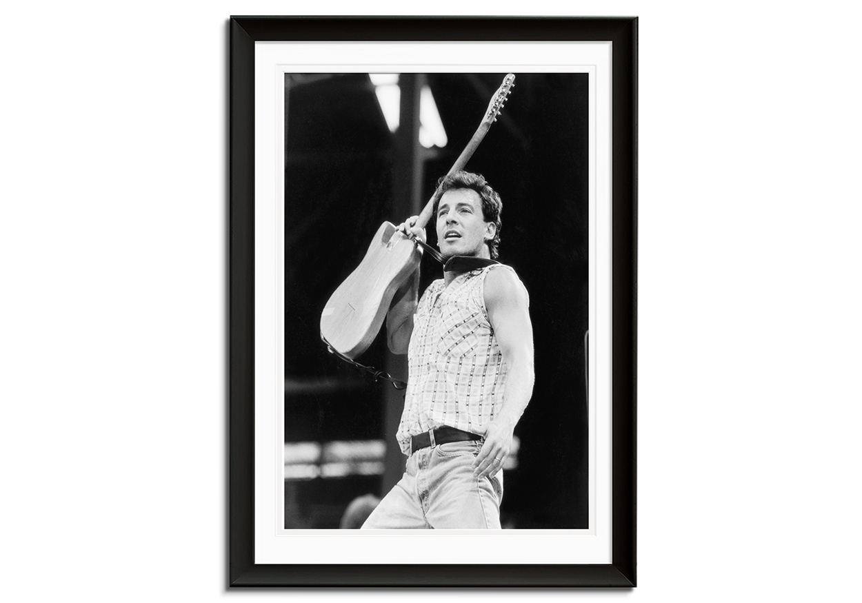 Bruce Springsteen by Dave Holgan
