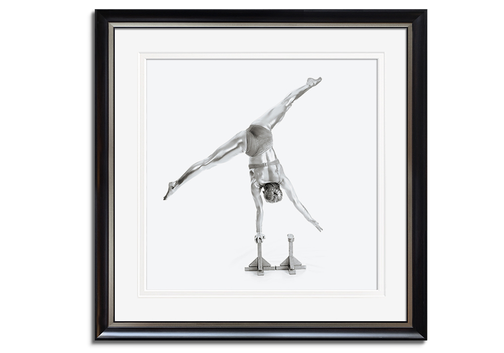 Gymnastics Series - Balance by Howard Ashton-Jones