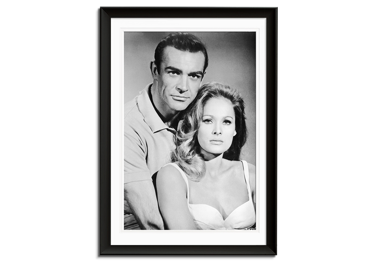 Sean Connery & Ursula Andress by MGM Studios