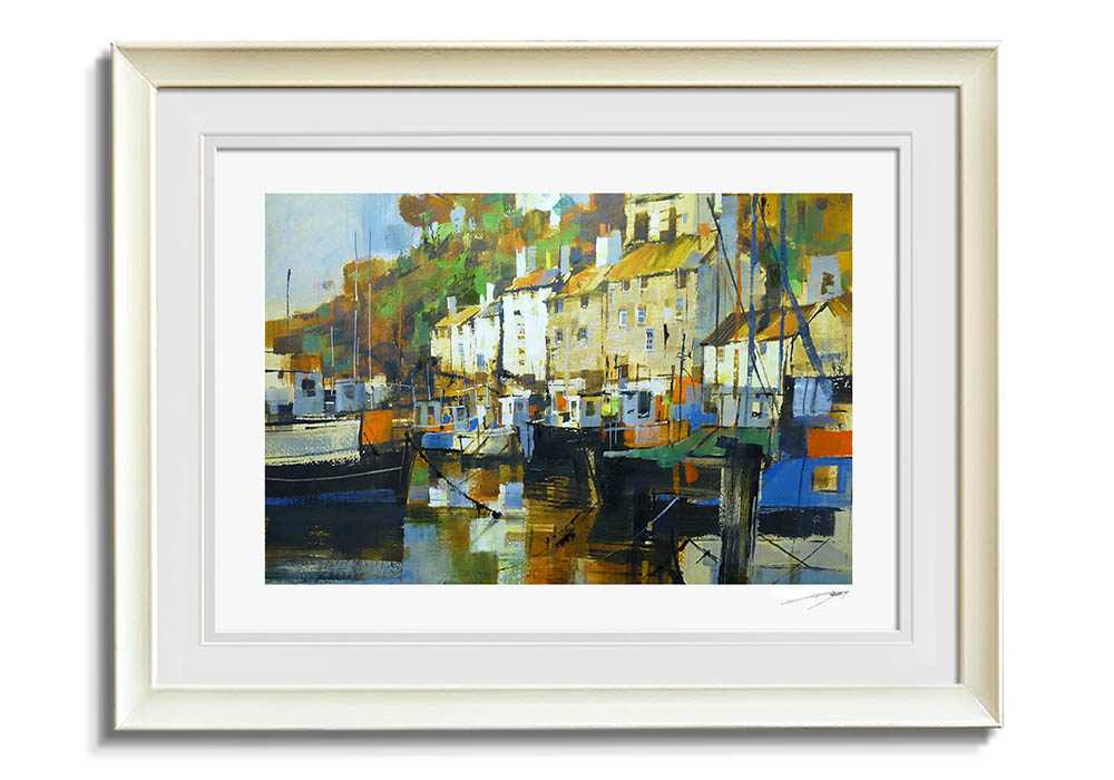 Colour and Reflections  by Chris Forsey