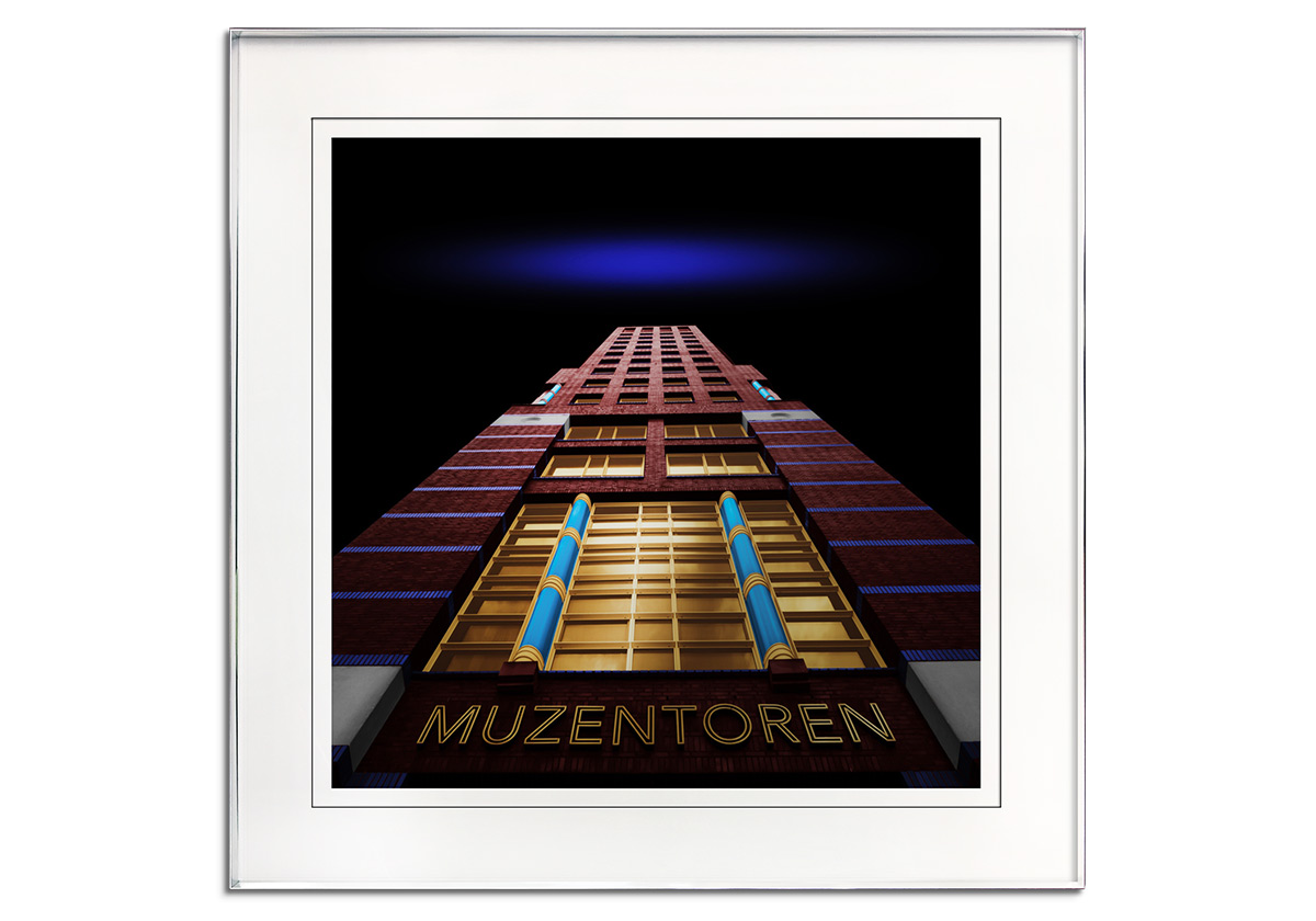 Muzentoren by Marc Huybrighs