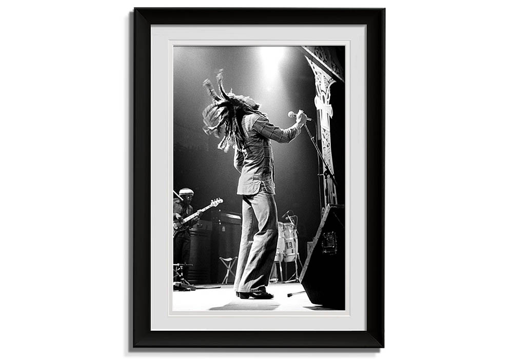 Classic Bob Marley  by Barry Plummer