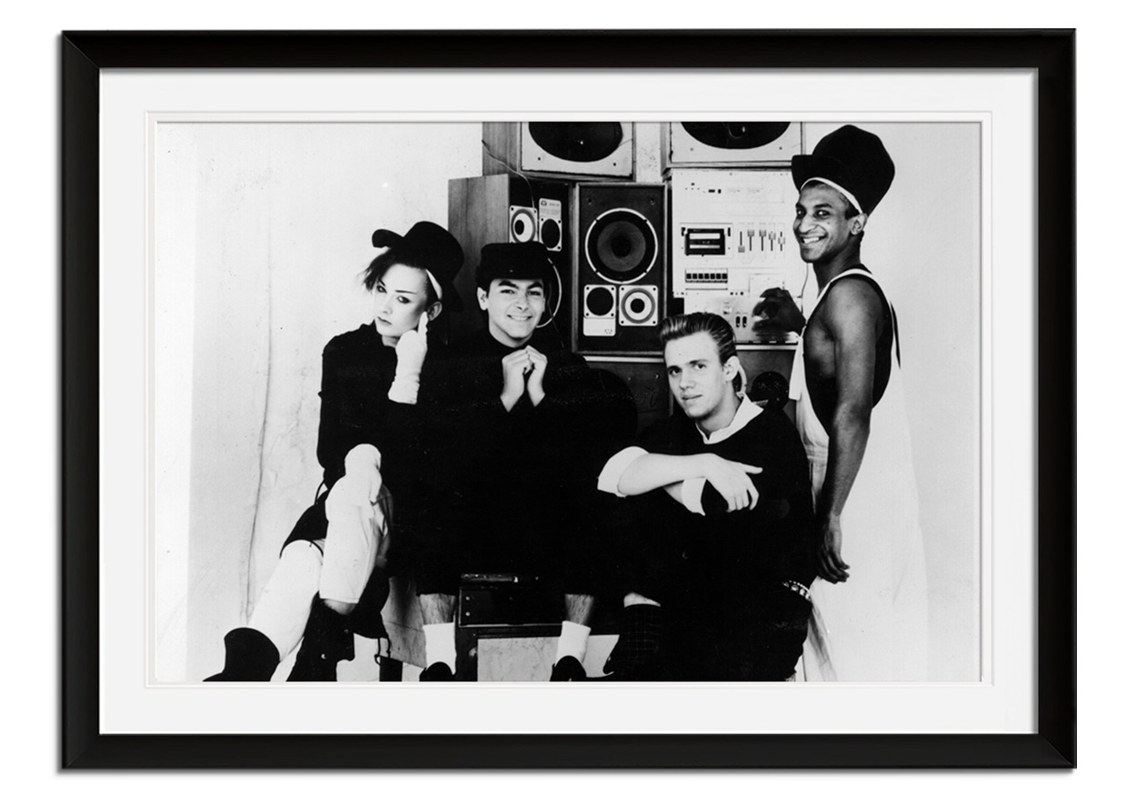 Culture Club by Getty Images