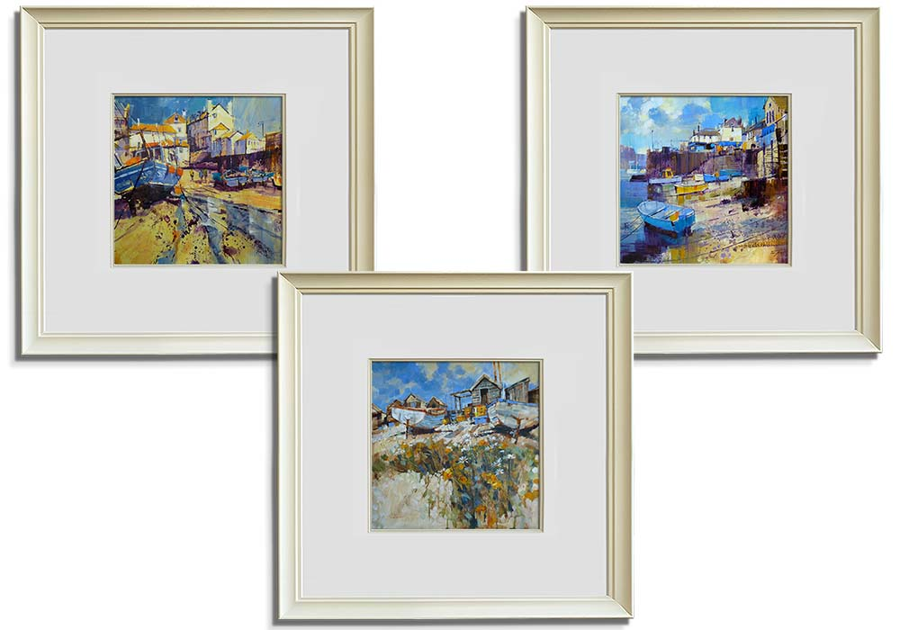 Contemporay Seascape prints  by Chris Forsey