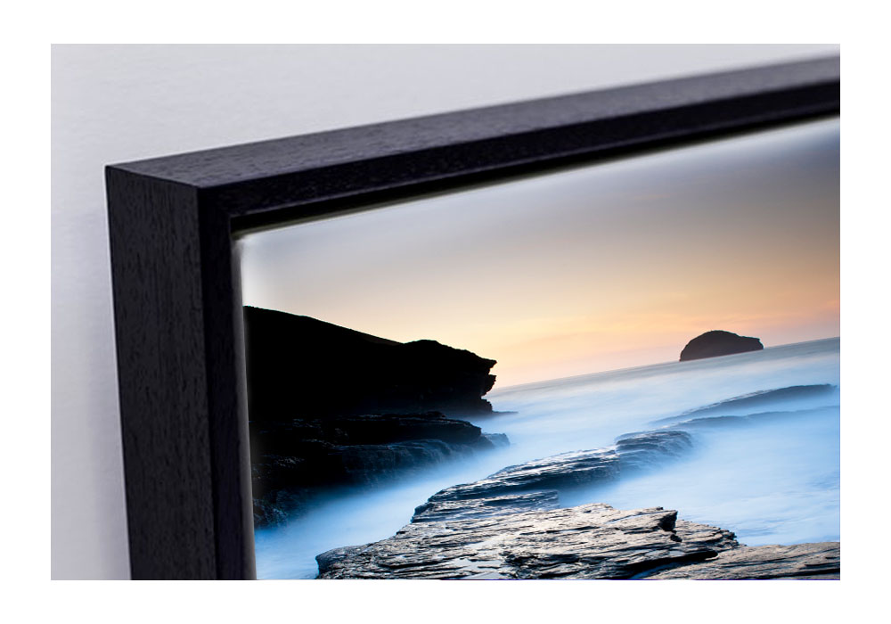 Canvas Seascape set  by Ross Hoddinott
