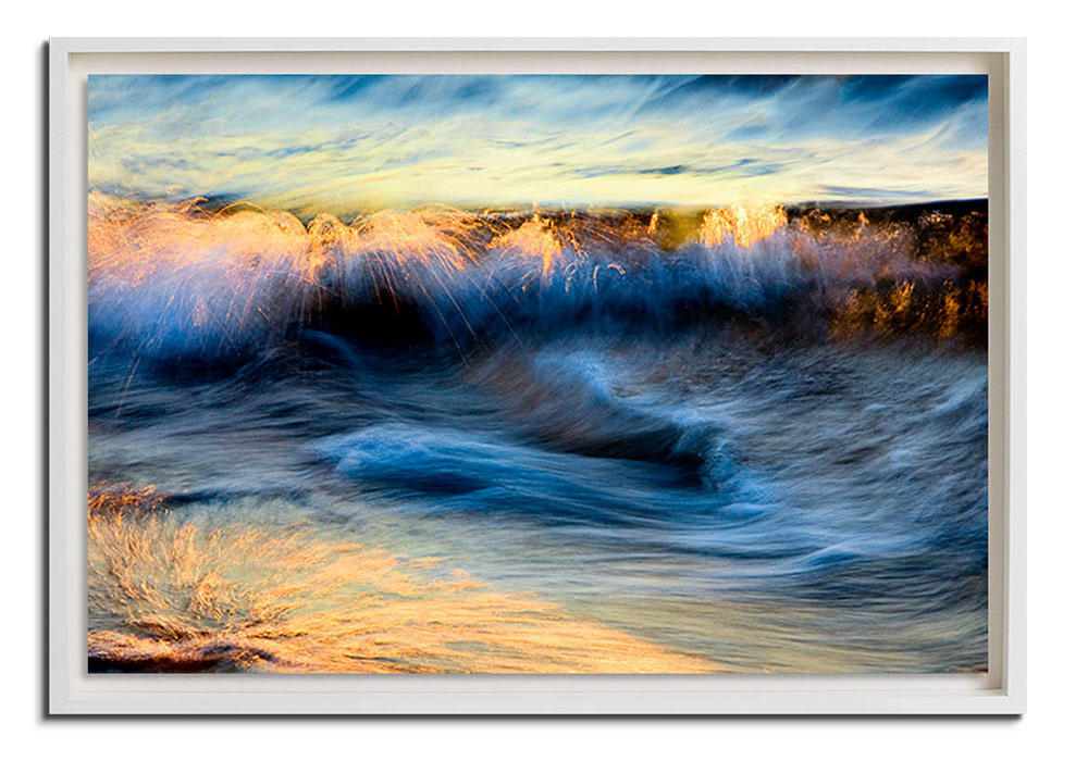 Wave series - Limitied edition by Jacquelyn Sloane Siklos