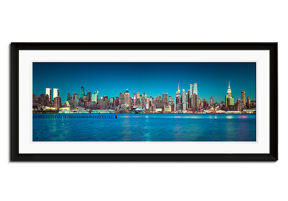 NY Panoramic by Assaf Frank