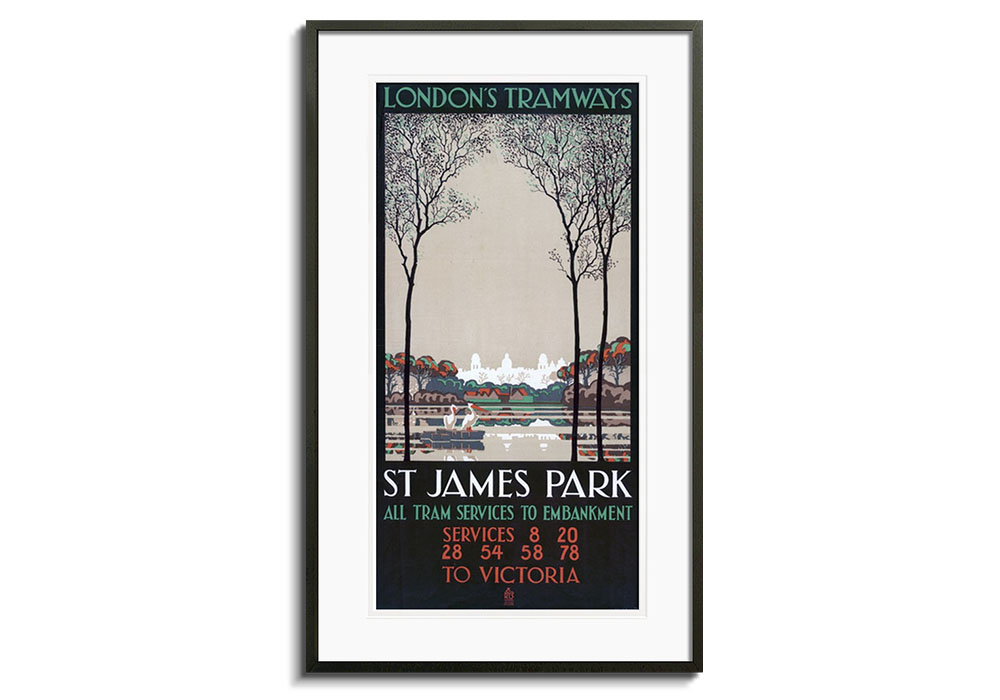 St. James Park by Ralph & Brown Studios
