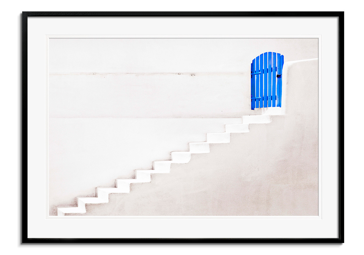 The Blue Door by Linda Wride